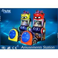Joyfully Children Playground Racing Game Machine English Version 220V