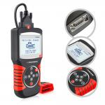 Engine Obdii Can Professional Scan Tool With OBD-II DTC Lookup Library