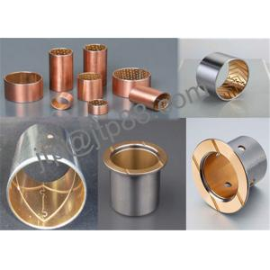 China Wd617 Automobile Engine Parts Connecting Rod Bushings Corrosion Resistance on sale