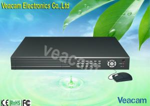 China 8CH 25fps / 1CH ( CIF ) H.264 Dvr With Manual Recording Mode, USB Mouse Stand - alone DVR on sale