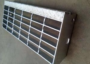 China Hot Dipped Galvanized Steel Stair Treads Grating Various Specifications on sale