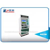 China Self Service Cards Dispenser Kiosk Stand , Calling Card Vending Machine on sale