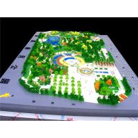 China Master planning model of whole garden on sale