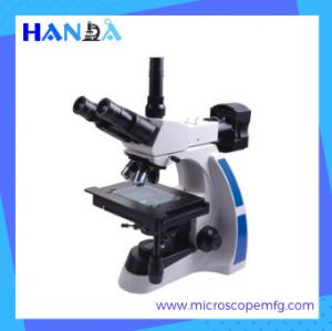 China HANDA metallurgical microscope withdigital camera metallurgy microscope high power microscope on sale