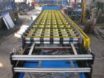 roof roll forming machine double deck