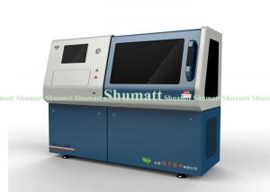 China Diesel Fuel Injection Pump Test Bench Diesel Injector Testing Equipment With Complete Experimental Data on sale