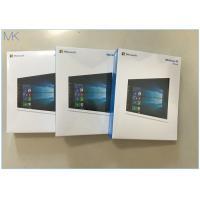 Windows 10 Home Box pack 1 licence USB flash drive 32/64 bit English International