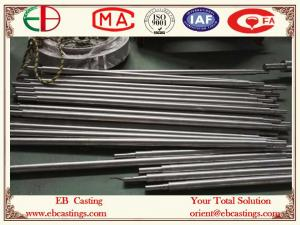 China Heat-resistant Steel ASTM A297 HK Cr25Ni20 Furnace Rollers EB122275 on sale