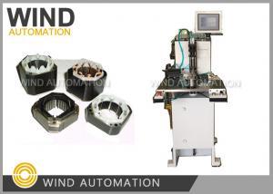 China Rounded Square Stator Needle Winding Machine For Brushless Stepping Motor on sale