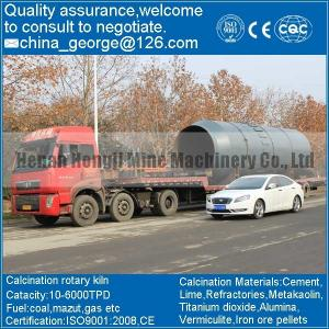 China dry process cement rotary kiln on sale