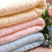 Bamboo Fabric Jacquard towel blanket