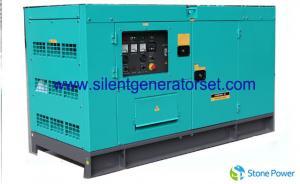 China CUMMINS Diesel Generator Set  48KW 60KVA , Water Cooled Generator on sale