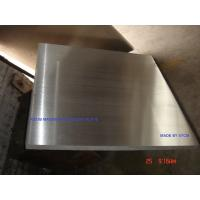 Cast & forged AZ91D magnesium alloy plate AZ91 tooling plate block high strength & competitive price & fast delivery
