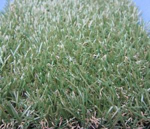 China Garden Decoration Outdoor Artificial Grass 11000Dtex UV Stability PE Monofilament Yarn on sale