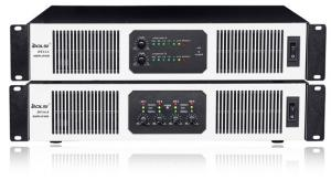 China 2U two channel 4 channel Light weight 400W 1200W SMPS power amplifier on sale