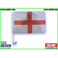 Sports Fan Merchandise Digital Printed National Country Flags