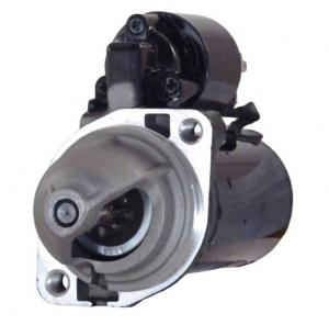 China Marine Coated Engines Starter Motor And Alternator 1.7 KW Power With 11 Teeth on sale