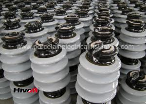 Professional Electrical Porcelain Insulators With CE / SGS