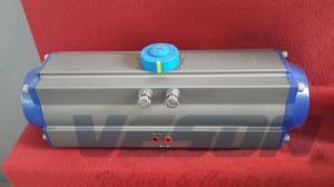 China 180 Degree Pneumatic Rotary Actuator , Quarter Turn Air Power Actuator on sale