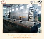 Industrial Conveyor Mesh Belt Systems Dryer Machine for Fresh Hemp Leaves Dewatering
