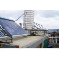 Unpressure Thermosyphon Solar Water Heater , Anti-Corrosion