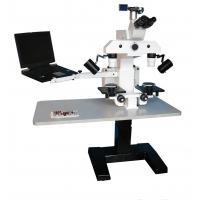China Conector forense de la cámara de la iluminación del microscopio de comparación de Digitaces LED on sale