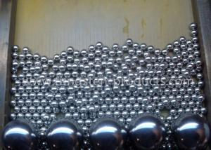 China Blanks / Ground finished Tungsten Heavy Alloy , Tungsten Alloy Ball / Sphere on sale
