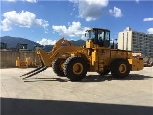 China Large Capacity 32 Ton Forklift , Boom Forklift Truck  For Ore Factory 1 Year Warranty on sale