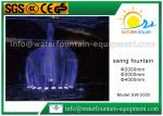 China Round Shape Electric Water Fountain , Garden Water Fountains Diameter 4000 MM wholesale