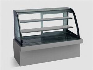 China Uniform Refrigeration Table Top Display Chiller , Countertop Display Freezer on sale