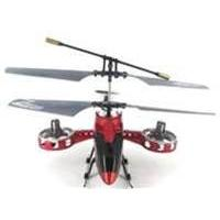 China Double propeller IR frequencies control 4 channel micro rc helicopters with Built-in Gyro on sale