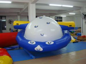 China Inflatable Saturn Rocker Water Sport Games For Amusement Park on sale