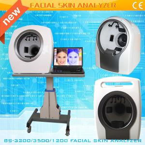 China 3D Image Facial Skin Tester Machine , Skin Scanner UV Analysis Machine CE Approval on sale