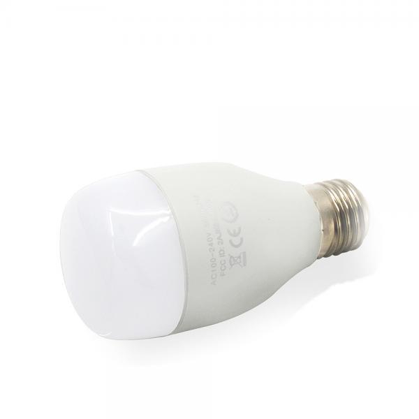 LED Light C100-240V Wireless Smart Bulb Music Lamp Voice APP Timing WiFi Control