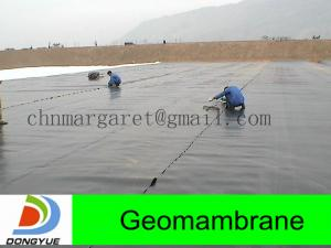 China hdpe waterproofing membrane on sale