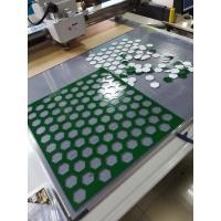 Convey belt cutting production making CNC Cutter Machine