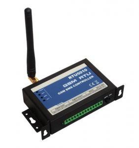 China GSM Telemetry Remote Controller,RTU, 4I/O, 1 RS232,RTU5010 on sale