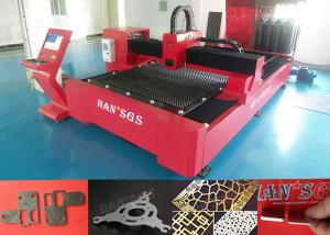 China CNC Stainless Steel Cutting Machine With Raytools Laser Cutting Head 1000W on sale