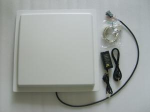 China RS232 Communication Interface UHF RFID Reader TCP / IP Long Range 2.5KG on sale
