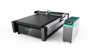 China AOYOO 1600mm fully automatic Office  Fabric Sofa Cutting Machine on sale