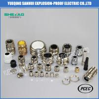 Hot sales China Waterproof M,PG,G,NPT brass nickel planted,stainless steel 304/316L cable glands IP68 with CE