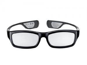 China Stylish black color pastic imax kids 3d passive polarization film stereoscopic glasses on sale