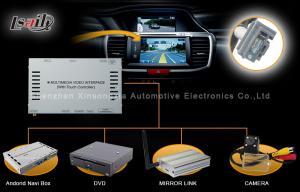 China Le DVD reflètent le dispositif visuel de GPS Navi d'interface de Honda de lien avec l'androïde/système de Windows on sale