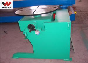 China Welding Positioner/Automatic Welding Turning Table For Flange And Dish Type Workpiece on sale
