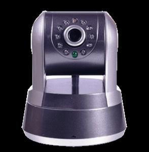 China In-door HD Pan Tilt Two-way audio Wireless IR IP Camera with PT on sale