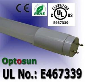 China LED tube lights t8 1.5M 5ft 5feet UL DLC SMD2835 taiwan Epistar on sale