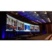 Permanent Indoor Led Video Wall Screen 16 Bits 1080P 3 MM Pixel Pitch