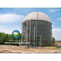China Good Performance Fire Protection Water Bolted Storage Tanks With Beautiful Appearance on sale