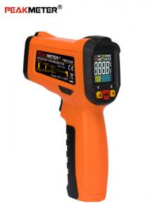 China IR Laser Infrared Thermometer Temperature Gun China Manufacturer Industrial Infrared Thermometers on sale