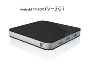 China Google Android 4.0 Smart TV Box With EDR 2.4G 2.1 Bluetooth Support Flash 10.1 on sale